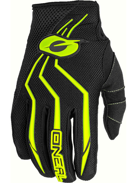 ONeal Element Gloves Youths neon yellow